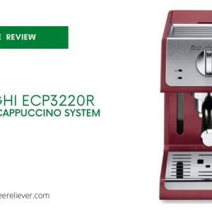 De'Longhi ECP3220R coffee machine review
