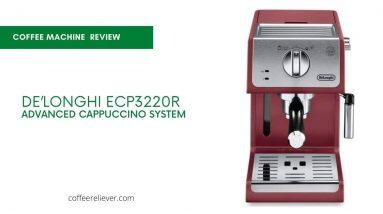 De'Longhi ECP3220R coffee machine review