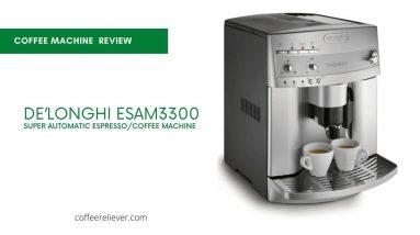 This is pictrure of De'Longhi ESAM3300 Magnifica Automatic Espresso & Coffee Machine