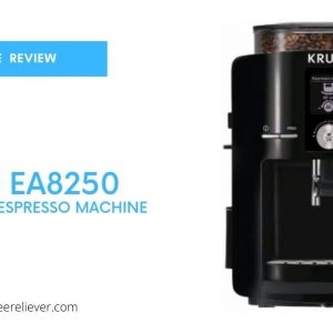 this is picture KRUPS EA8250 Fully Auto Espresso Machine