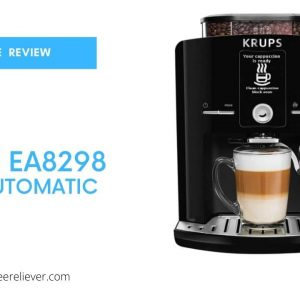 This is picture KRUPS EA8298 Cappuccino Bar coffee machine