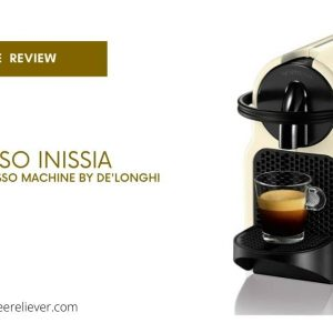 Nespresso Inissia coffee machine review