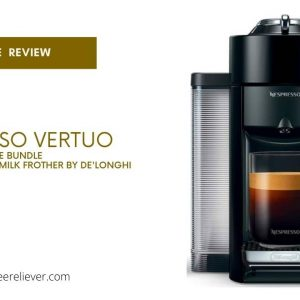 Nespresso Vertuo Coffee Machine Review