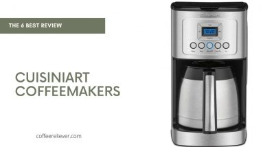 this is picture of cuisiniart coffeemakers