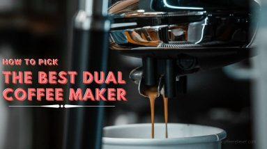 dual coffee maker