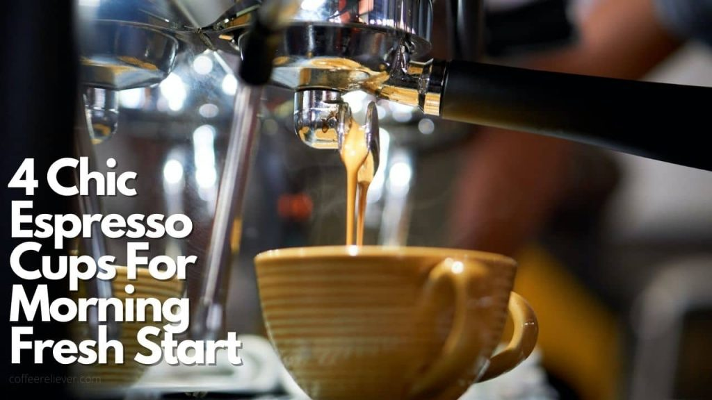 Espresso Cups For Morning Fresh Start