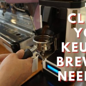 CLEAN YOUR KEURIG BREWER NEEDLES