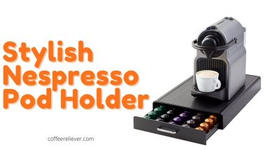 Stylish Nespresso Pod Holder