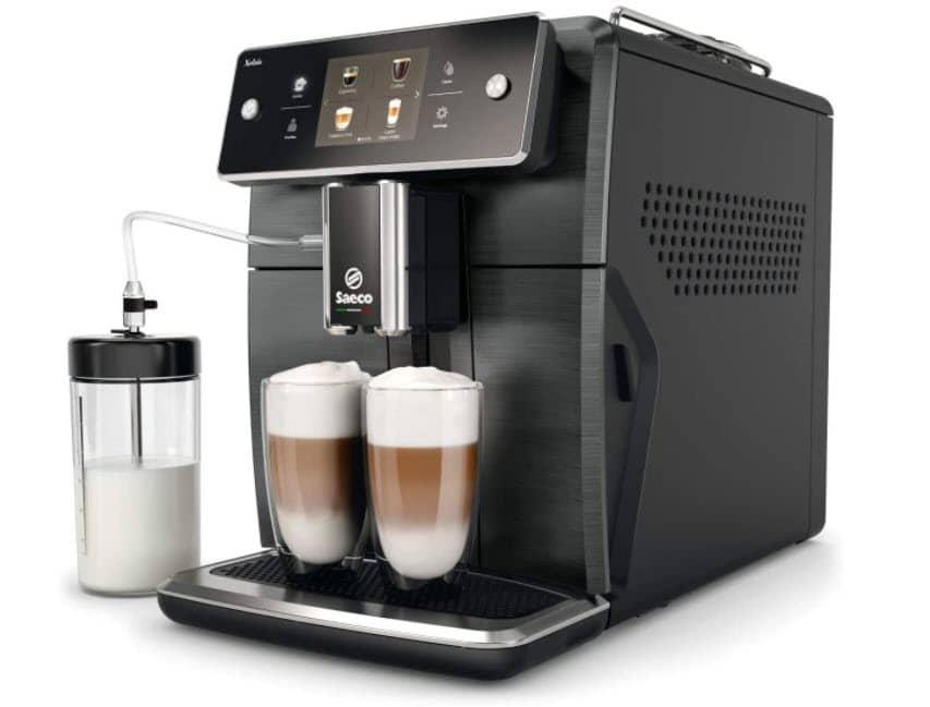 Saeco Xelsis Super Automatic Espresso Machine 1