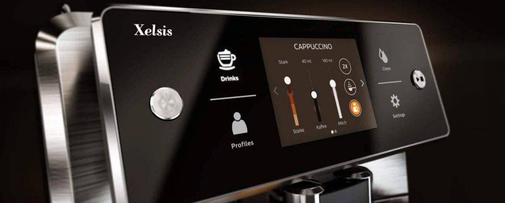 Saeco Xelsis Super Automatic Espresso Machine 2