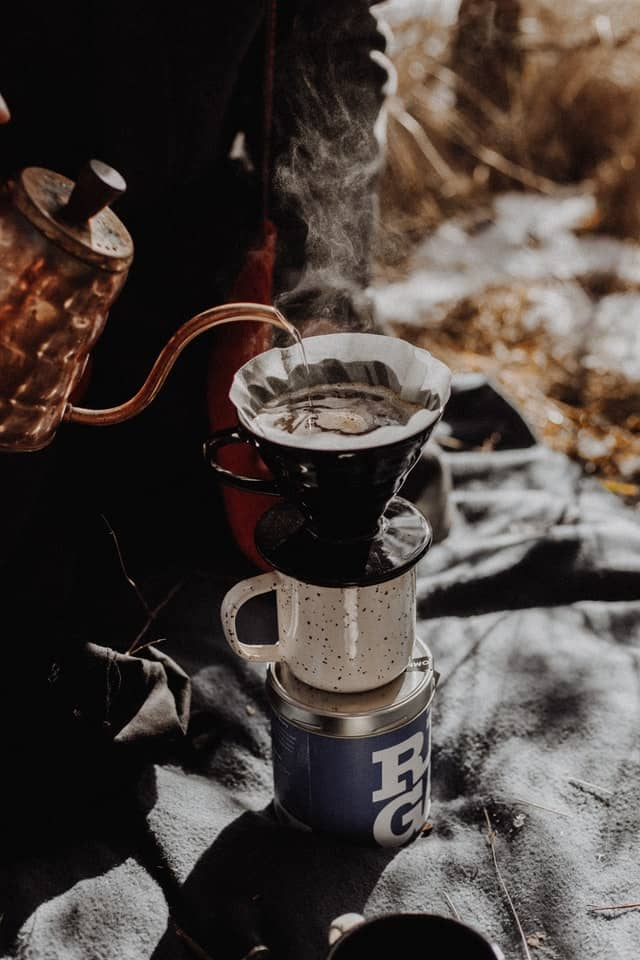 The Cloth-Filtered Coffee
