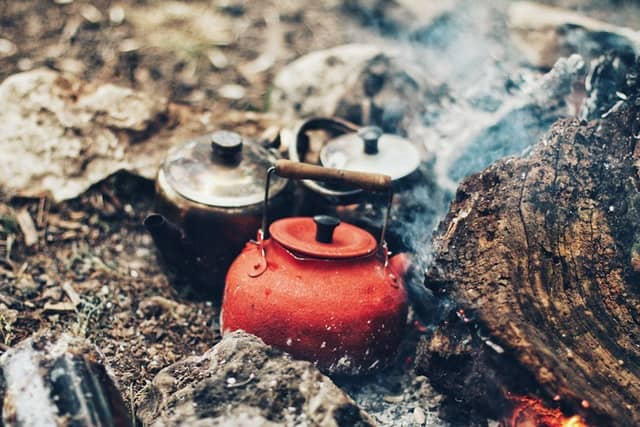 The Idea of Boiled Coffee